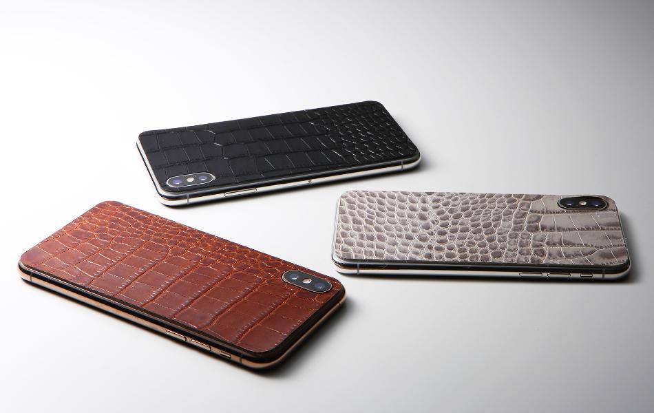 b35a6307e35e 「Leather Panel for iPhone」は、iPhoneのプレムアム感をより美しくあでやかに演出してくれる背面用パネルなのです。
