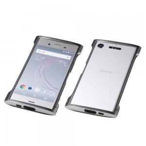 6b6083c507 Cleave Titanium Bumper Chrono Premium Edition for Xperia XZ1